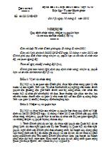 Nghị định quy định chức năng, nhiệm vụ, quyền hạn và cơ cấu tổ chức của Bộ Nội vụ