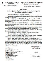 Thông tư số 16/2012/TT-BGDĐT ban hành quy định về quản lý chương trình khoa học và công nghệ cấp bộ