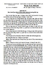 Thông tư số 67/2011/TT-BGDĐT ban hành quy định về tiêu chuẩn đánh giá trường tiểu học