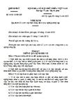 Nghị định quy định về vị trí việc làm trong đơn vị sự nghiệp công lập