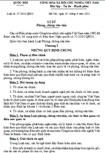 Luật Phòng, chống rửa tiền
