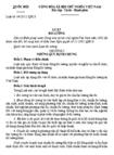 Luật số 04-2011-QH13 của Quốc hội ban hành về Luật đo lường