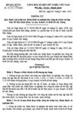 Thông tư số 05/2011/TT-BXD