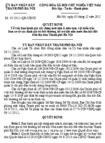 Quyết định số 35/2011/QĐ-UBND về việc ban hành giá xây dựng mới nhà ở, nhà tạm, vật kiến trúc làm cơ sở xác định giá trị bồi thường