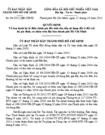 Quyết định số 64/2011/QĐ-UBND về ban hành hệ số điều chỉnh giá đất tính thu tiền sử dụng đất ở đối với hộ gia đình, cá nhân