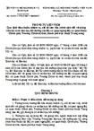 Thông tư liên tịch số 06/2011/TTLT-BNV-BGDĐT quy định tiêu chuẩn, nhiệm vụ, chế độ làm việc, chính sách đối với giảng viên