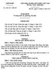 Nghị định số 112/2011/NĐ-CP về công chức xã, phường, thị trấn