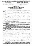 Thông tư số 18/2011/TT-BVHTTDL quy định mẫu về tổ chức và hoạt động của câu lạc bộ thể dục thể thao cơ sở