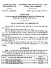 Quyết định số 49/2011/QĐ-UBND