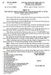 Thông tư số 87/2012/TT-BTC ban hành quy chuẩn kỹ thuật quốc gia về dự trữ Nhà nước đối với vật liệu nổ công nghiệp - thuốc nổ Pentrit