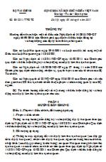 Thông tư số 80/2011/TT-BTC quy định về điều kiện đăng ký và hoạt động của đại lý làm thủ tục hải quan