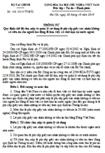 Thông tư số 168/2010/TT-BTC