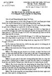 Thông tư số 169/2010/TT-BTC