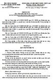Thông tư số 44/2010/TT-BNNPTNT