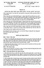 Thông tư 15/2012/TT-BVHTTDL hướng dẫn hoạt động giám định quyền tác giả, quyền liên quan