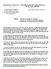 Công văn 8877/2012/BGDĐT-CTHSSV