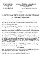 Quyết định 21/2012/QĐ-UBND quy chế đấu giá quyền sử dụng đất để giao đất có thu tiền sử dụng đất hoặc cho thuê đất trên địa bàn tỉnh thái bình
