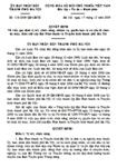 Quyết định số 118/2009/QĐ-UBND