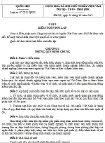 Luật kiểm toán độc lập số 67/2011/QH12