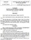 Nghị định số 06/2012/NĐ-CP Sửa đổi, bổ sung một số điều về hộ tịch, hôn nhân và gia đình và chứng thực