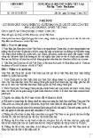 Nghị định 105/2012/NĐ-CP