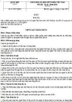 Luật Đặc xá số 07/2007/QH12