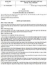 Luật Lý lịch tư pháp số 28/2009/QH12