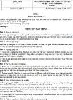 Luật tương trợ tư pháp số 08/2007/QH12