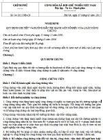 Nghị định 04/2013/NĐ-CP hướng dẫn Luật công chứng