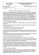 Công văn 187/2013/TCT-TNCN hướng dẫn quyết toán thuế thu nhập cá nhân năm 2012