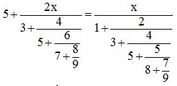 Đề thi học sinh giỏi giải toán MTCT môn Toán khối 10