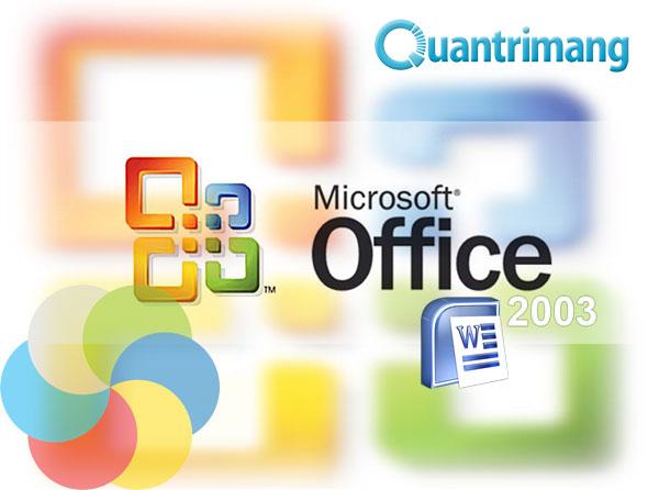 Hướng dẫn học Microsoft Word 2003