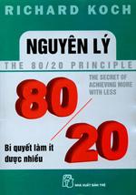 Nguyên lý 80/20 - Bí quyết làm ít được nhiều ebook định dạng epub/prc