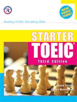 Hiển thị chi tiết Starter TOEIC - 3rd Edition Sách luyện thi TOEIC ở trình độ sơ cấp