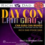 Dạy con làm giàu - tập 1 sách dành cho kinh doanh