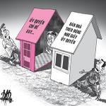 Mẫu hợp đồng mua bán chuyển nhượng quyền sử dụng đất và sở hữu nhà hợp đồng mua bán nhà đất