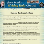 Sample Business Letters (101-200)