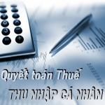 THÔNG TƯ Hướng dẫn thi hành một số điều của Luật Thuế thu nhập cá nhân