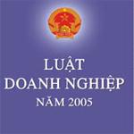 Luật số 60/2005/QH11