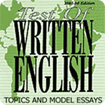 185 TOEFL Writing (TWE) Topics and Model Essays