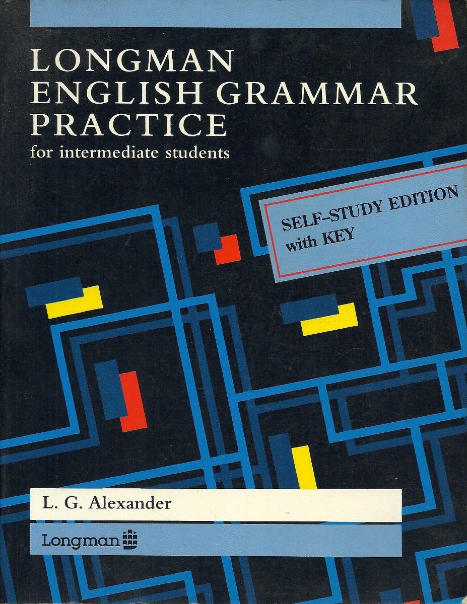 Longman English Grammar Practice for intermediate student