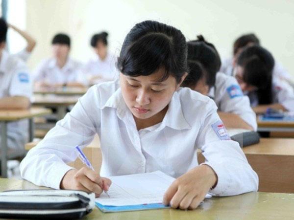 Quy chế thi trung học phổ thông nhà nước 2015