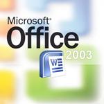 Tự học Microsoft Word 2003 giáo trình tự học microsoft word 2003