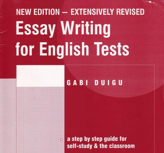 writing essays english