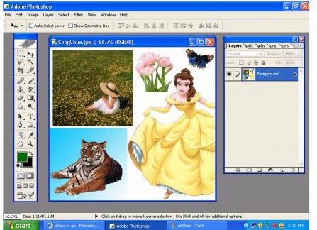 Tự học Photoshop