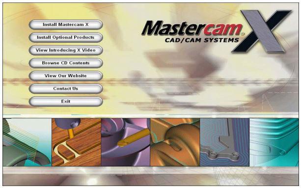 Hướng dẫn cài đặt MasterCam