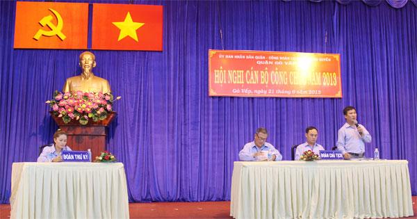 Nghị quyết hội nghị cán bộ công chức hội nghị cán bộ công chức