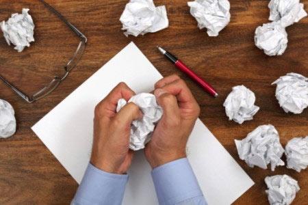 lỗi phổ biến khi viết đơn xin việc