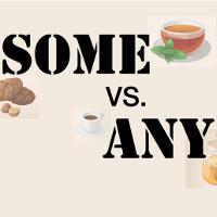 """Bài tập ngữ pháp căn bản: Phân biệt cách sử dụng """"Some"""" và """"Any"""""""